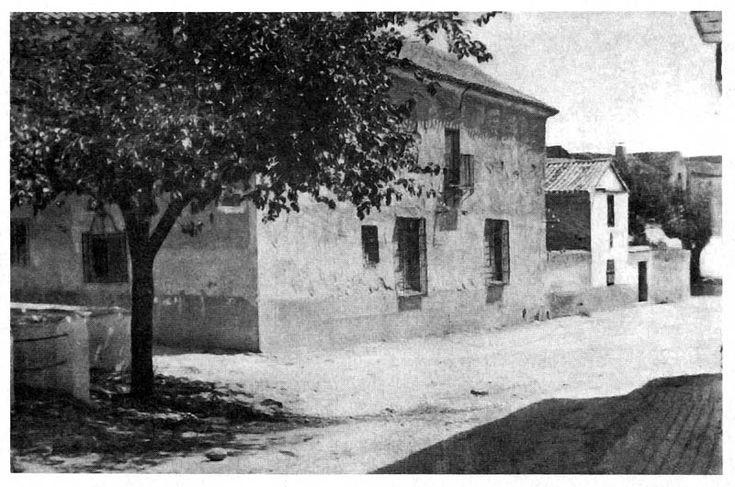 La casa. Casas de María de Cárdenas y Fernando de Salazar, en Esquivias