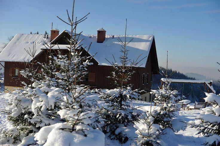 Noclegi Beskidy Jaworzynka tanie apartamenty dla rodzin z dziećmi Kocurzonka chata w górach - agroturystyka Istebna Koniaków Wisła