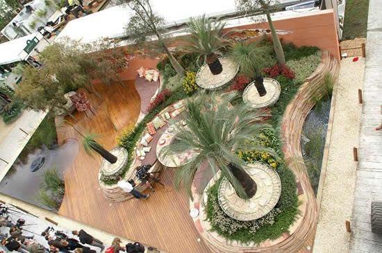 Chelsea garden show - Australian entry