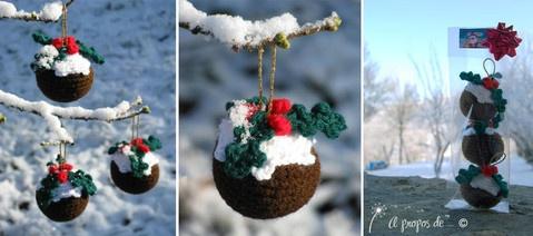 Palle di neve #handmade #AtelierFaggi #aproposde