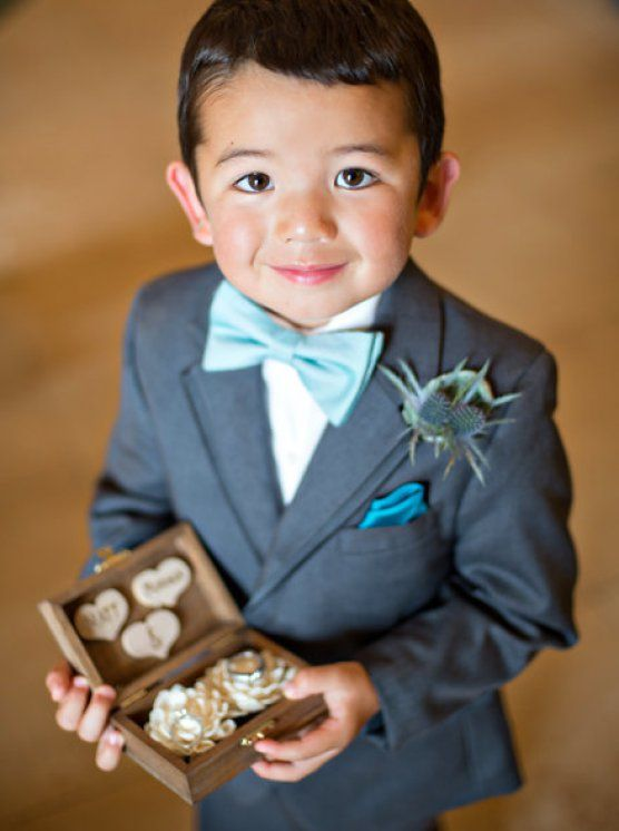 35 best Wedding Ring Holder for Ring Bearer images on Pinterest