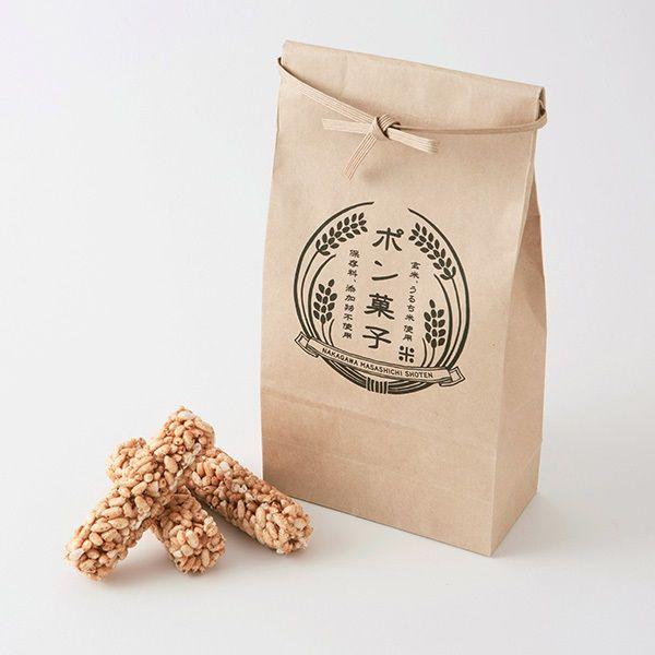 玄米ポン菓子|中川政七商店 暮らしの道具|中川政七商店公式通販