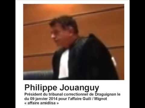 Le délibéré d'une justice criminelle et la révolte du public ! C'est en France et c'était le 20 février 2014...