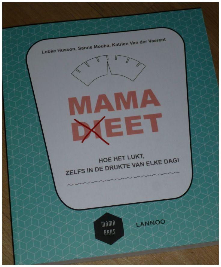 Veel moeders worstelen er mee... Die laatste (zwangerschaps)kilootjes. Mama (Di)eet is een boek vol praktische tips, recepten en herkenbare verhalen.