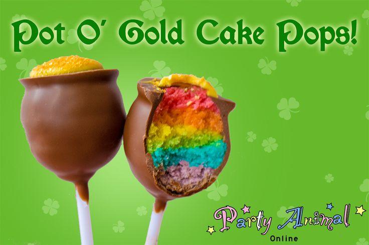 how to make rainbow cake pops