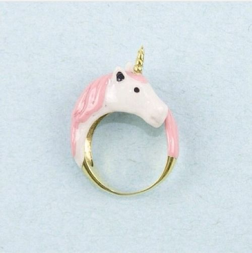 Unicorns! I would probably never actually wear this, but whtevr! ;)