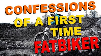Confessions of a First Time Fatbiker   Is this you? ~ Fatbike Republic
