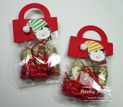 Jolly Friends Baggie Toppers