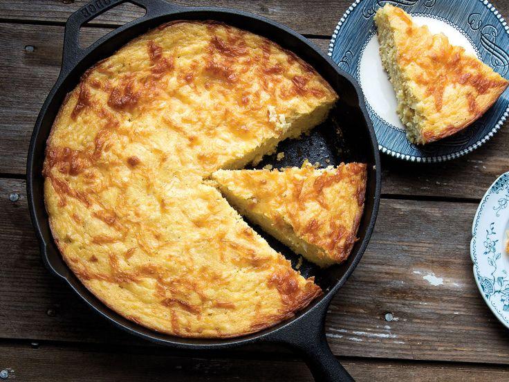 Sour Cream Cornbread on Pinterest | Easy cornbread recipe, Sour cream ...