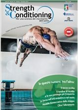 Strength & Conditioning - N° 10  http://www.calzetti-mariucci.it/shop/prodotti/rivista-strength-conditioning-n-10