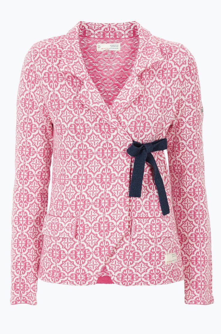 Odd Molly Cardigan Lovely Knit i färgerna Ljusgrå, Rosa, Mörkgrå, Blå inom Dam - Ellos.se