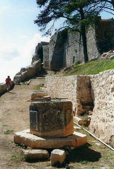 St. George Castle - Argostoli, Kefalonia Island