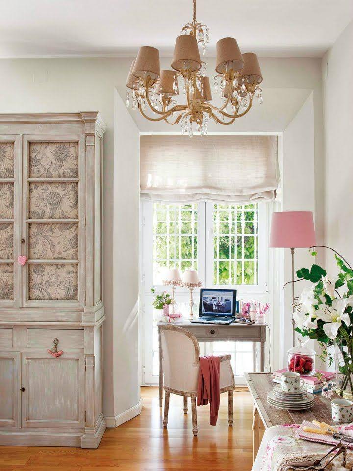 17 migliori idee su decorazione shabby chic su pinterest - Decorazioni mobili shabby chic ...