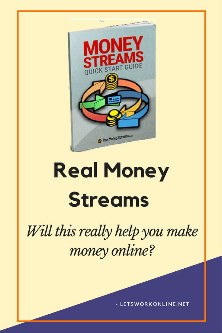 In my Real Money Streams review, you will find out if the author's claim of earning $500 a week is to be trusted or not!
