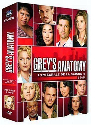 Amazon.fr - Grey's Anatomy, Saison 4 - 30 euros