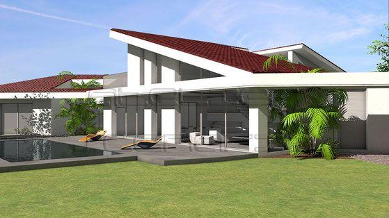 les 51 meilleures images du tableau maison d 39 architecte sur pinterest maisons contemporaines. Black Bedroom Furniture Sets. Home Design Ideas