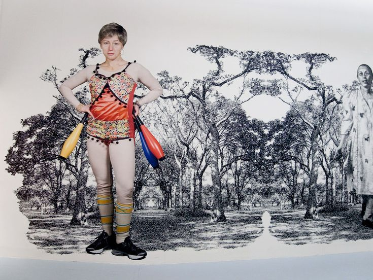 Cindy Sherman at Venice Biennale 2011!