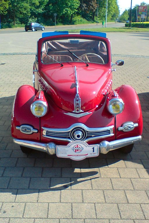 Panhard Dyna X86 Cabriolet..Re-pin..Brought to you by #agentsofInsurance at #HouseofInsurance in #EugeneOregon 97401, 97402, 97403, 97404, 97405