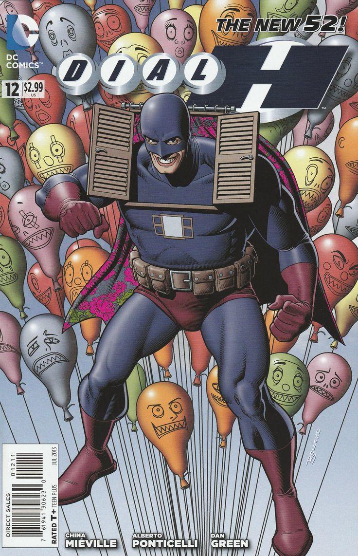 Dial H # 12 DC Comics The New 52!