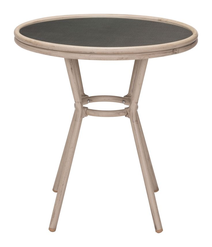 Order ZUO Modern Marseilles Bistro Table Dark Brown 703808 Dining Tables