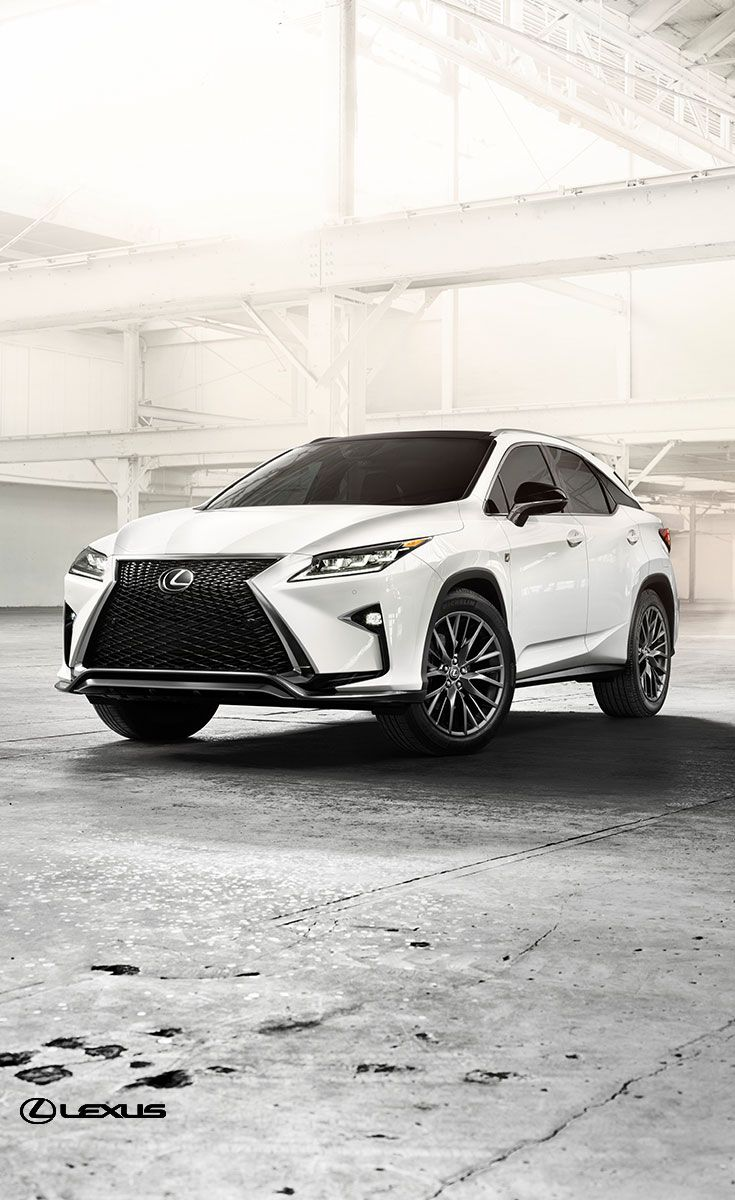 The ascent of luxury click to check out the 2017 lexus rx f sport
