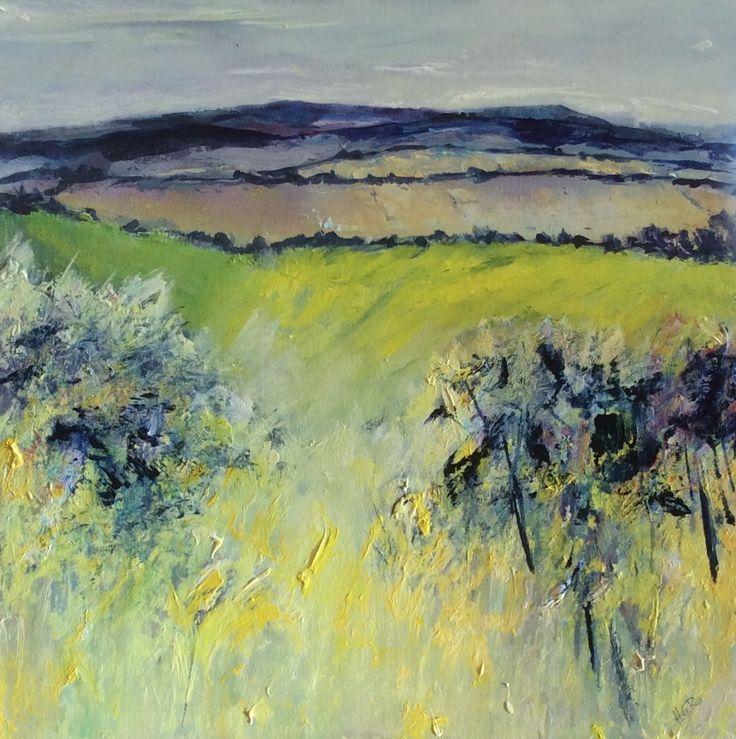 Contemporary Irish Landscape.