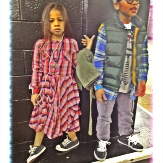 Best dressed kids