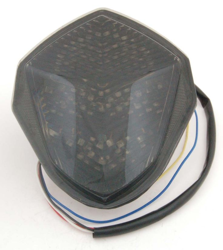 Mad Hornets - Tail Light with integrated Turn Signals for Suzuki GSXR 600 750 (2004-2005), Smoke or Clear, $45.99 (http://www.madhornets.com/taillight-with-integrated-turn-signals-for-suzuki-gsxr-600-750-2004-2005-smoke-or-clear/)