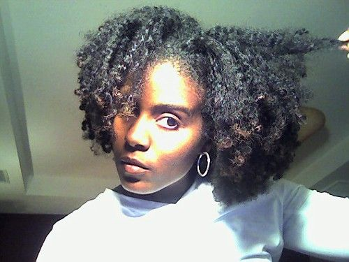 Fluffy Afro Twists