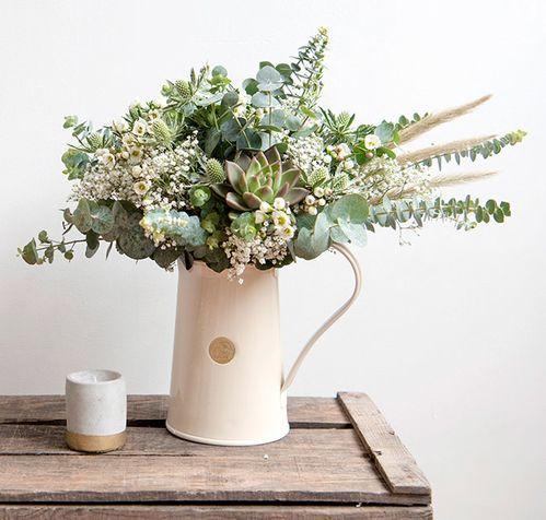 Le bouquet de mariage Bergamotte x Laure de Sagazan
