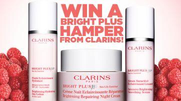 Win The Clarins BrightPlus Range!