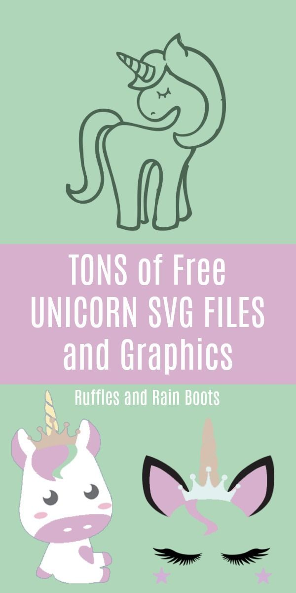 Free Unicorn Svg Files You Know You Love Them Too Unicorn Svg Cricut Free Cricut Svg