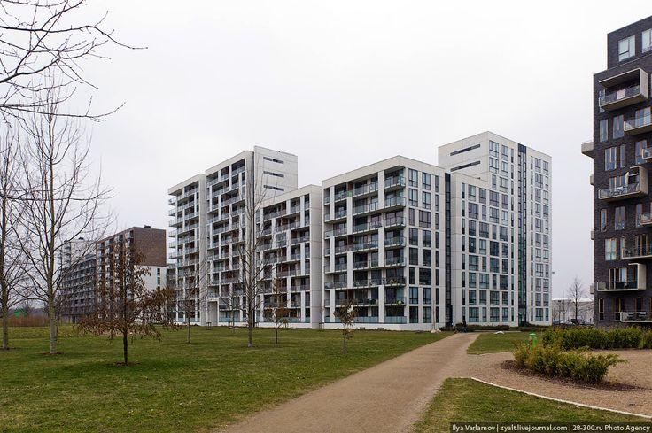 Спальные районы Копенгагена – Варламов.ру