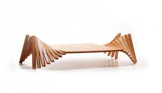Stół na wzór motyla → Inspiracje → Sztuka Design Architektura → Magazyn Akademia Sztuki