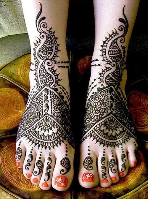 Beautiful Henna/ Mehndi Design