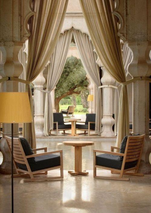 """cyntemesy55: """" Hotel Palais Namaskar, Marrakech, Morocco """""""