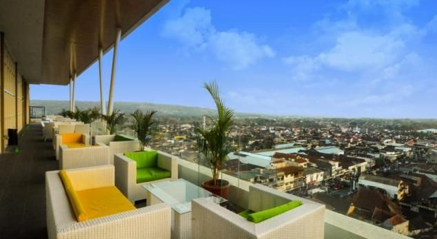 Tiga Kuliner Populer dengan View Rooftop di Kota Malang
