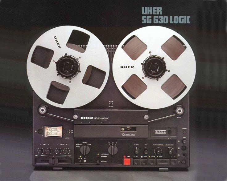 UHER SG 630 LOGIC (Germany 1976)  - www.remix-numerisation.fr - Rendez vos souvenirs durables ! - Sauvegarde - Transfert - Copie - Digitalisation - Restauration de bande magnétique Audio Dématérialisation audio - MiniDisc - Cassette Audio et Cassette VHS - VHSC - SVHSC - Video8 - Hi8 - Digital8 - MiniDv - Laserdisc - Bobine fil d'acier - Micro-cassette - Digitalisation audio - Elcaset