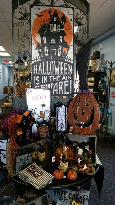 halloween display sturgeon bay - Halloween Display Ideas