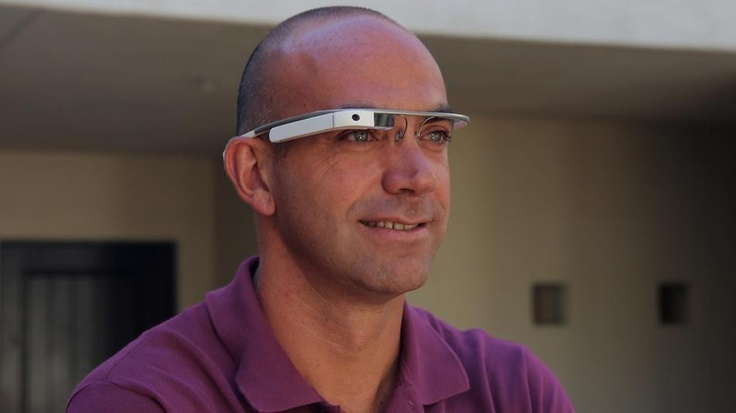 Cool Glass, man. The hoopla around the wearable device has inspired the creation of the not-so-PC Tumblr White Men Wearing Google Glass.