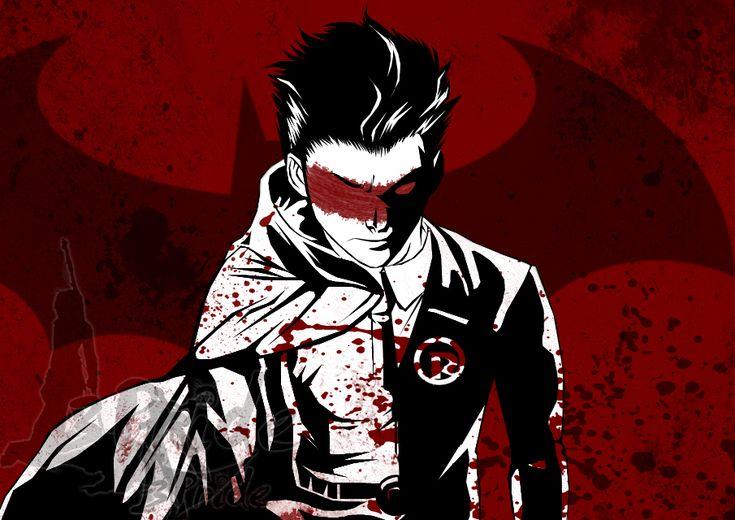 Damian Wayne, Son of Batman by 3Pride