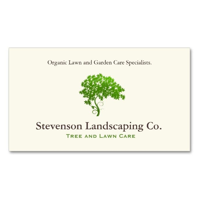 Garden Design Business Cards 1976 best gardener business cards images on pinterest | business