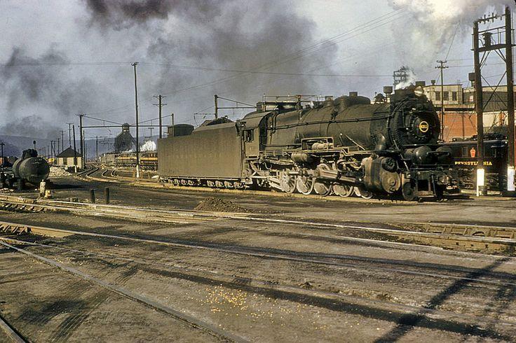 Enola Yard Pennsylvania Railroad | Pin by Steven Allen on Favorite Photos from the Pennsylvania Railroad ...