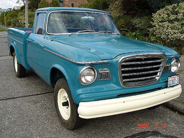 1000  images about Trucks - Studebaker Champ/Transtar on Pinterest
