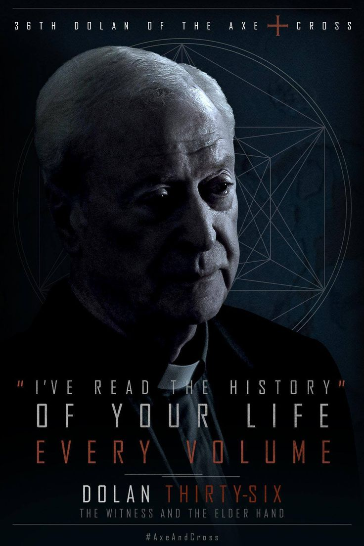 Michael Caine is Dolan Thirty-Six, witness to The #LastWitchHunter.