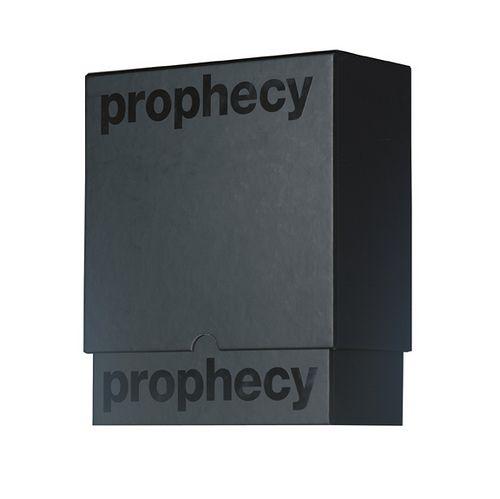 Prophecy Slipcase by Progress Packaging Ltd, via Flickr