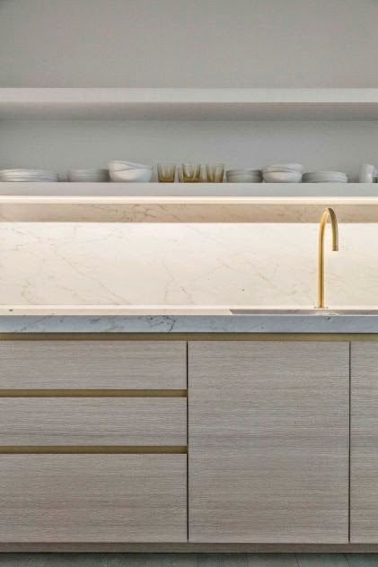 Simplicitylove has a long appreciation for the work of Belgian kitchen, furniture and interior design company Obumex  and its highly detaile...