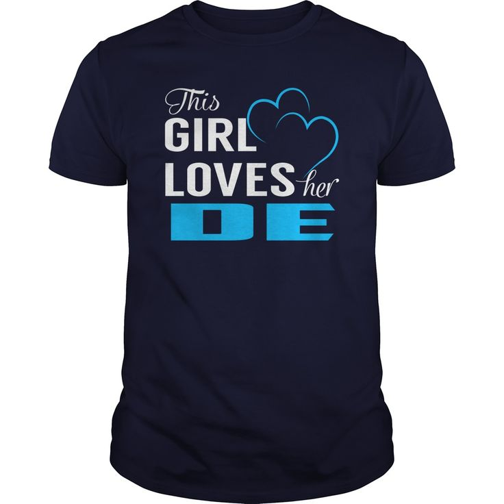 This Girl Loves Her DE Name Shirts #gift #ideas #Popular #Everything #Videos #Shop #Animals #pets #Architecture #Art #Cars #motorcycles #Celebrities #DIY #crafts #Design #Education #Entertainment #Food #drink #Gardening #Geek #Hair #beauty #Health #fitness #History #Holidays #events #Home decor #Humor #Illustrations #posters #Kids #parenting #Men #Outdoors #Photography #Products #Quotes #Science #nature #Sports #Tattoos #Technology #Travel #Weddings #Women