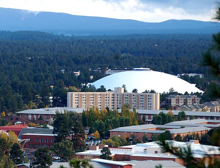 Flagstaff, Arizona - such a beautiful city with a great atmosphere.. Definitely want to visit there again!