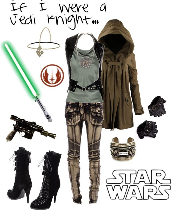 """If I were a Jedi Knight"" by ghsdrummajor ❤ liked on Polyvore"